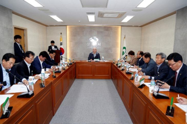 [미래전략추진단]인구증가 대책보고회 개최.JPG