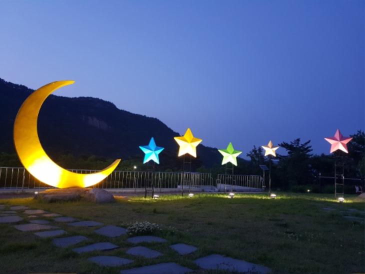 [한방산업단지관리사업소]한방건강공원 찾는 발길 이어져(달과 별).jpg